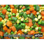 Vegetales Mixtos Mccain Kilo